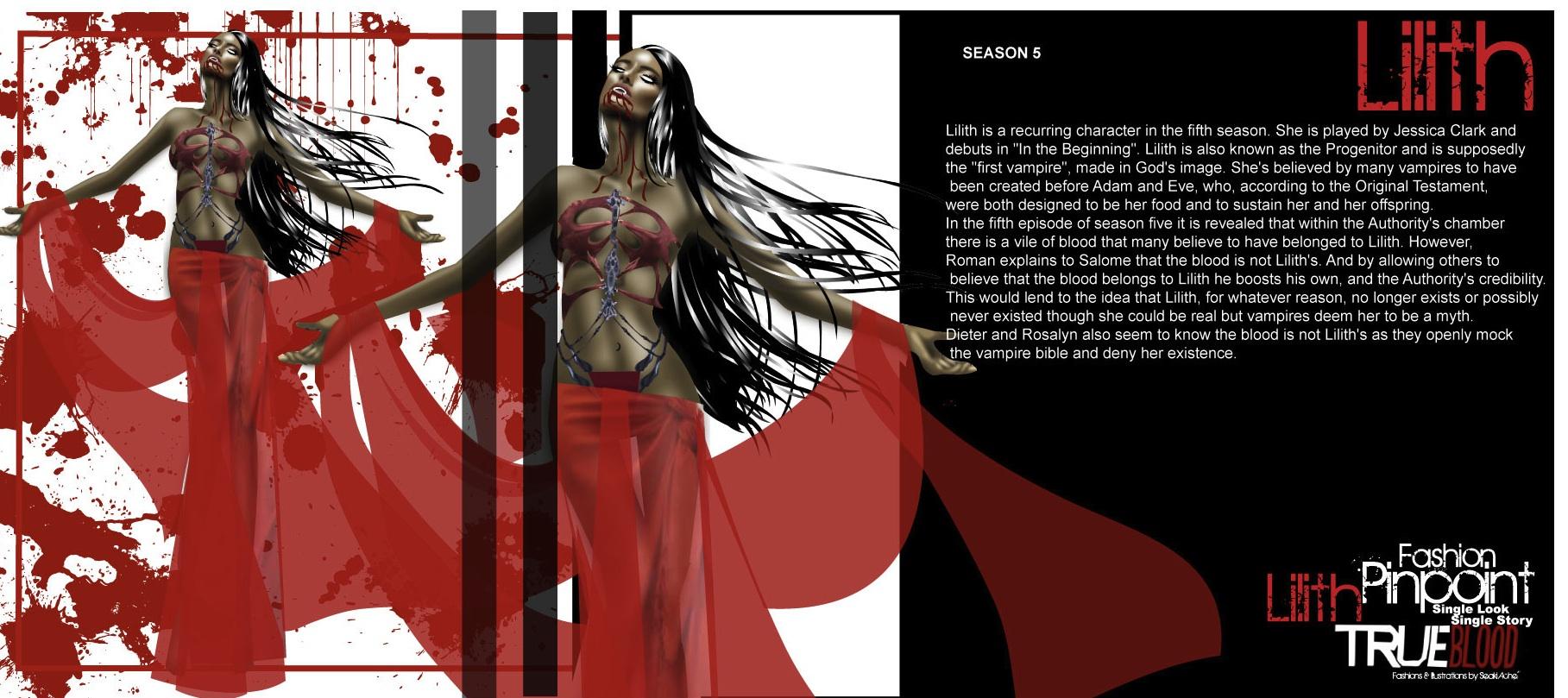 True blood 5 season fashion nervana for Maitresse lilith
